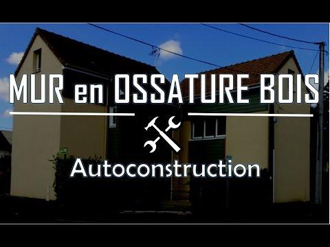 Elegant Mur En Ossature Bois Pour Son Avantages Comment Faire Votre Maison  With Construire Sa Maison Ossature Bois Soi Meme
