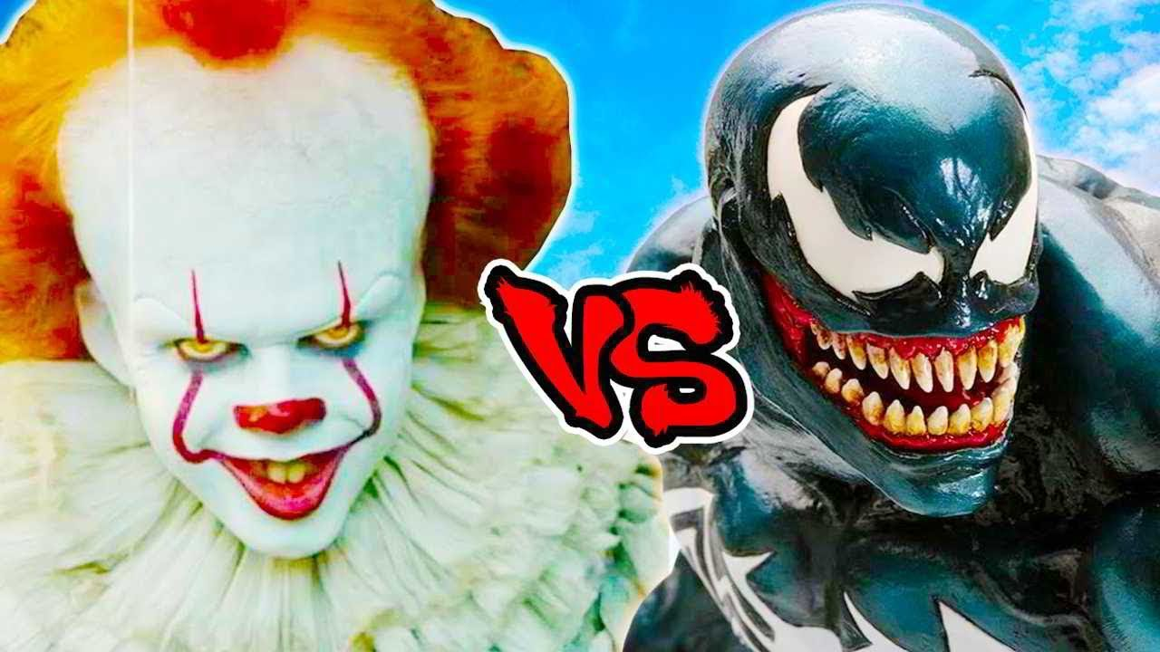 Pennywise Vs Venom - Epic Battle - Left 4 dead 2 Gameplay (Left 4 dead 2  Pennywise Mod)