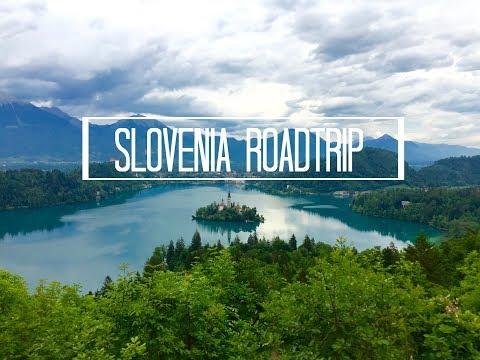 ROADTRIP SLOVENIA - TRIGLAV NATIONAL PARK