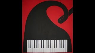 Gnarls Barkley: Crazy - piano cover / karaoke / playback / instrumental (lyrics)