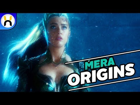 The Origins of Mera, Queen of Atlantis (Justice League)