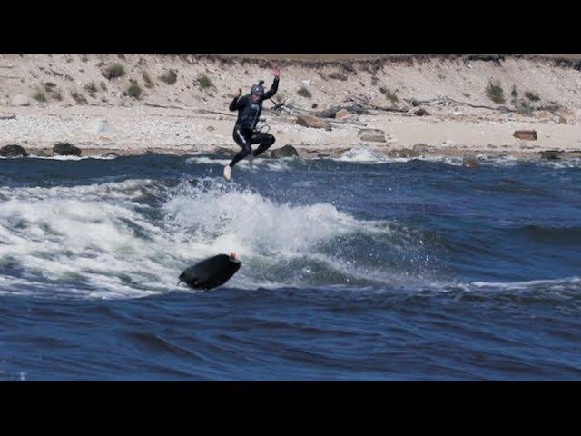 8448536d0b8 Нов премиум шведски електрически сърф за екстремни водни спортове