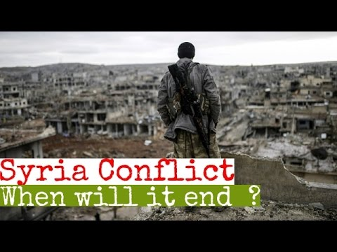 Syria conflict: Geneva peace talks amid uncertainty
