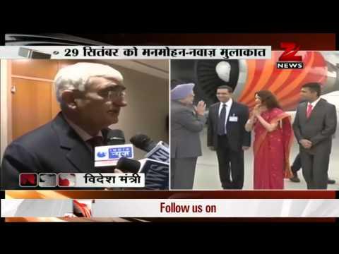 Manmohan Singh to meet Nawaz Sharif