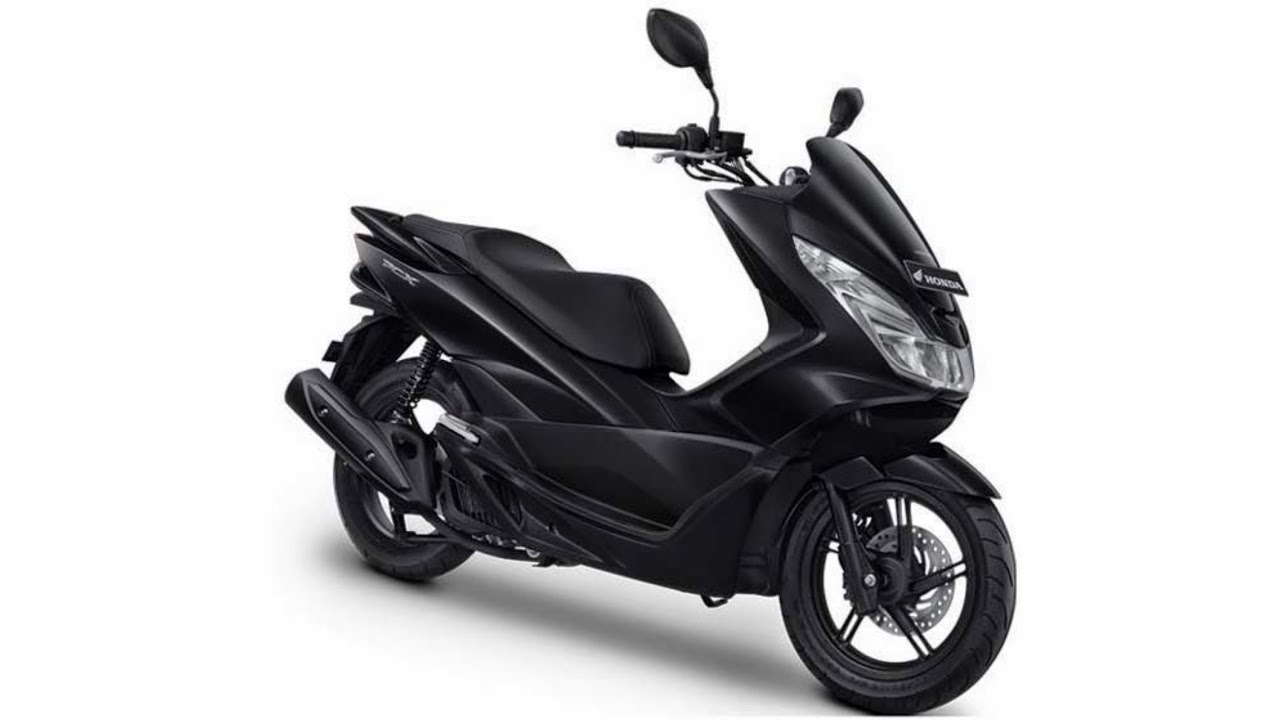 All New Honda PCX 150 Hitam Review Bahasa Indonesia Request YouTube