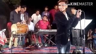 rahul sathe live performance at kasara