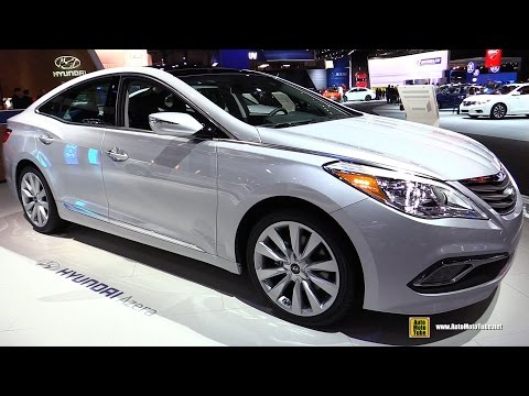 2017 Hyundai Azera Limited - Exterior and Interior Walkaround - 2017 Detroit Auto Show