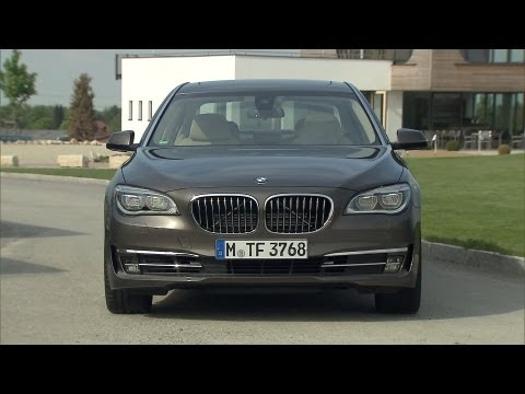 ► New 2013 BMW 7-Series facelift (750 Li)