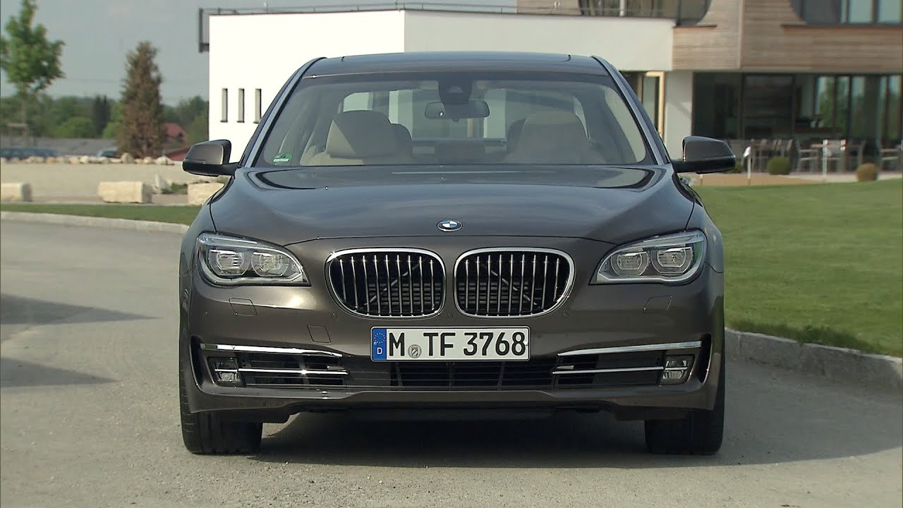 2013 BMW 7 Series Facelift 750 Li