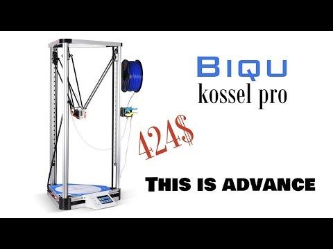 Advance 3D printer | Biqu Kossel pro Detailed Review |  Indian Lifehacker