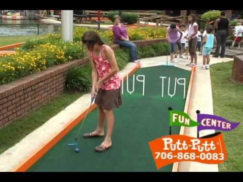Putt Putt Fun Center | The Augusta Chronicle