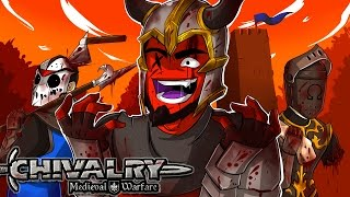 Chivalry: Medieval Warfare | TAG TEAMS BACK AGAIN! (2v2 w/ H2O Delirious, Bryce, & Ohmwrecker)