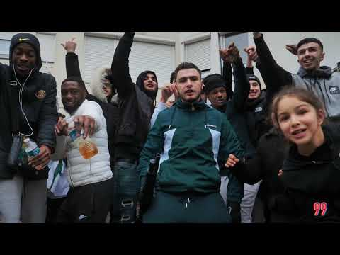 Bloody (Feat 47 Feat Cavalletta) - Merde il a tiré (directed by 99)