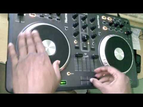 Numark Mixtrack Crazy Scratch Tutorial w Virtual DJ Pro 7