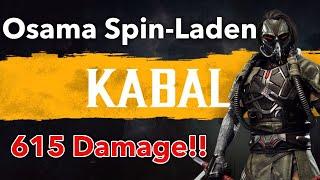 MK11 Kabal Combo Video [Mortal Kombat 11]
