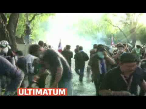 "mitv - Thai protest leader Suthep  Said ""ULTIMATUM"" TO PM Yingluck Shinawatra"