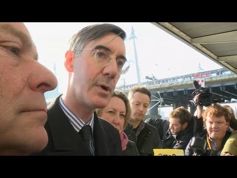 Jacob Rees-Mogg: 'No deal Brexit would leave EU in the briny'