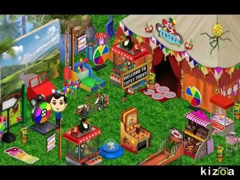 YoWorld Fairground Fun!