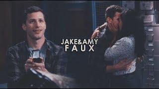 Jake & Amy   Faux