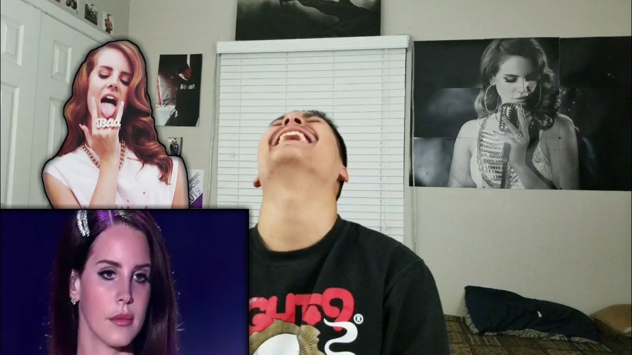 Lana Del Rey Most Shadiest Diva Moments Reaction Youtube