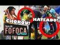 🔥Marquezine chora de joelhos após gol de Neymar; Famosos detonam mexicano que pisou no jogador
