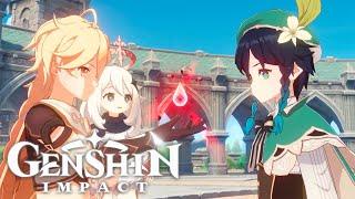 Genshin Impact - Official Launch Trailer