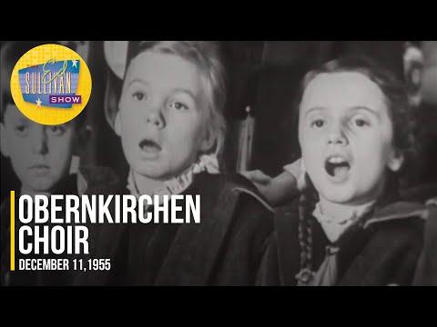 "Obernkirchen Choir ""God Rest Ye Merry Gentlemen, German Carol & Deck The Halls""  Ed Sullivan Show"