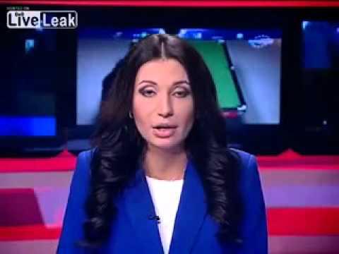 Moldavian news reporter proficiency test