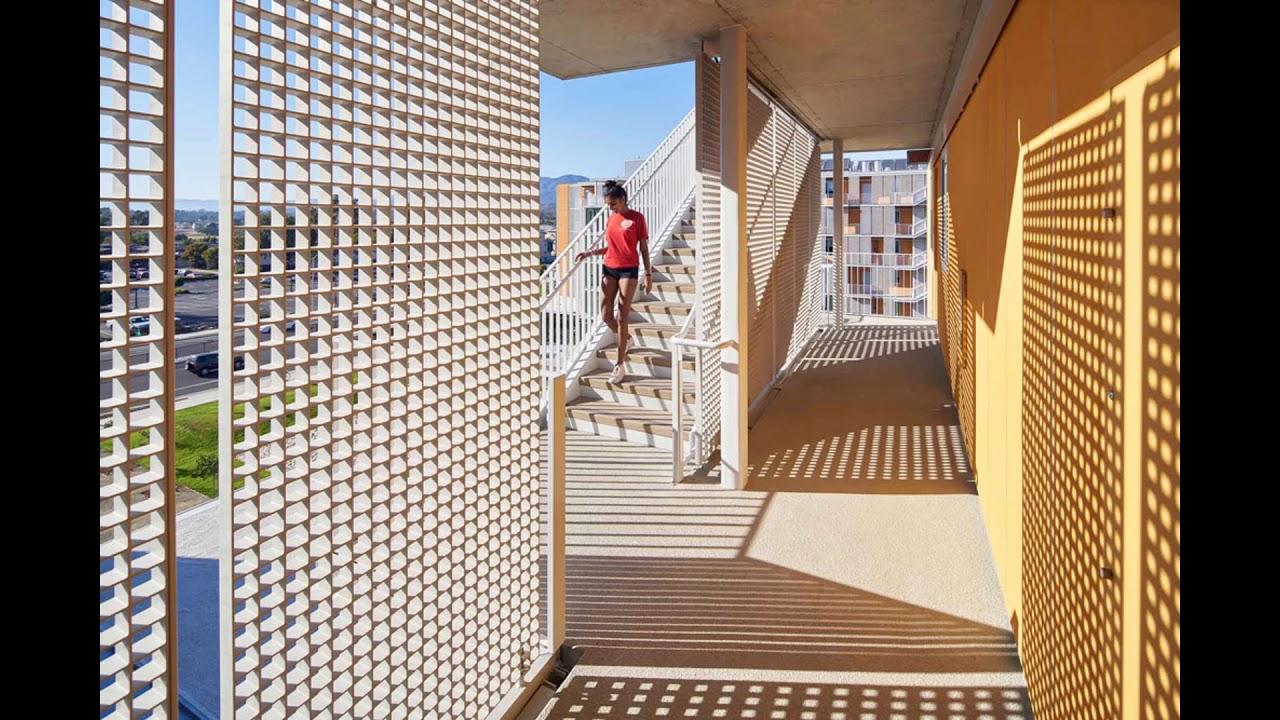 2018 Aiasf Design Awards Ucsb San Joaquin Apartments And Precinct Improvements