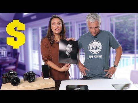 Cheap vs Expensive Cameras: iPhone XS v. $5,500 v. $600