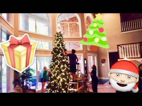 12 foot christmas tree construction