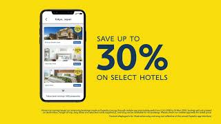 Expedia SG | Save on app!
