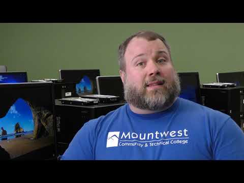 Mountwest Community and Technical College - Network Systems & Security concentrations