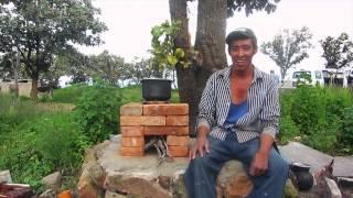 Tletl - Fuego - Fire: estufa cohete