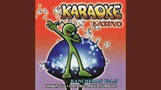 La Cama De Piedra (Karaoke Version)