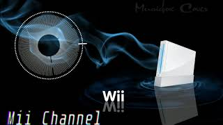 [Music box Cover] Mii Channel Music