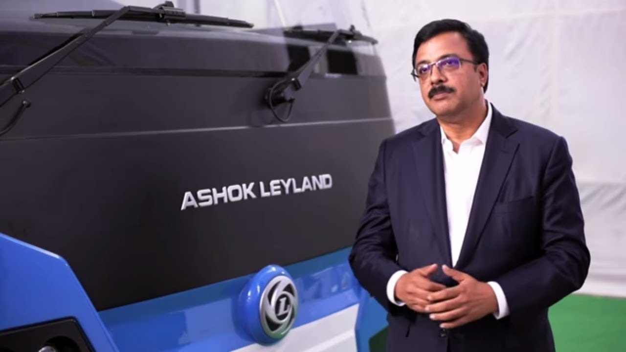 Ashok Leyland in partnership with Sun Mobility presents Smart Mobility  Solutions