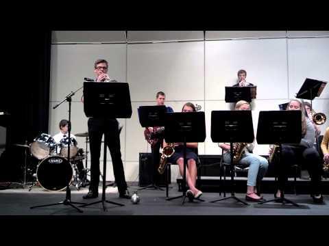 Iowa Christian Academy Jazz Band 2012 cut 2