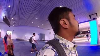 Besarnya Terminal Kedatangan International Terminal 3 ultimate Bandara Soekarno Hatta