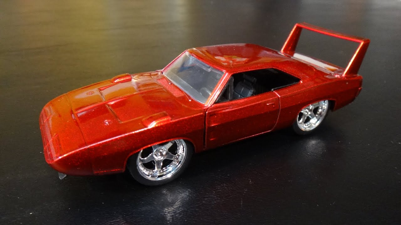 Fast and Furious 7 - 1969 Dodge Charger Daytona - Jada Target ...