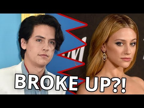 Lili Reinhart Says She And Cole Sprouse BROKE UP?!
