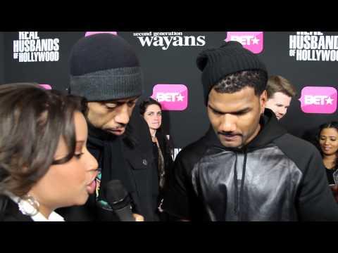Funny Damien Dante Wayans & Affion Crockett Talk Kardashians, The Jacksons & 2nd Generation Wayans
