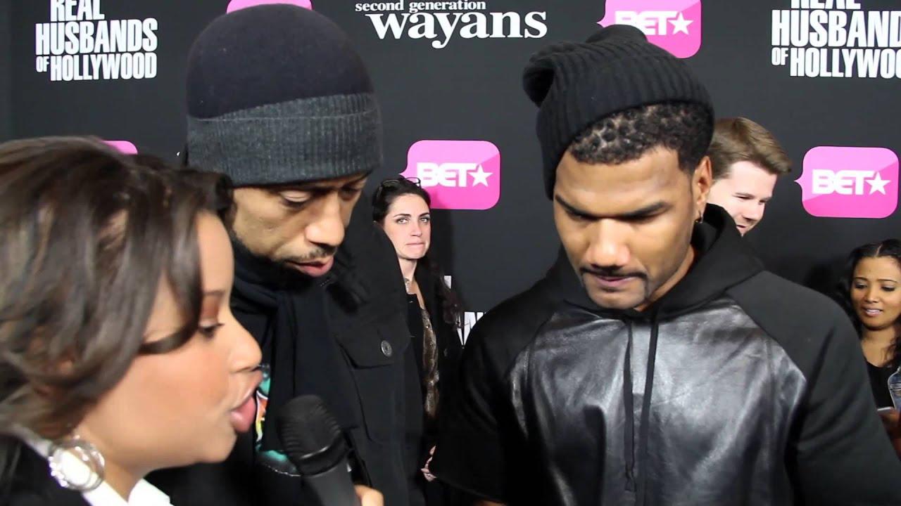 Funny Damien Dante Wayans Affion Crockett Talk Kardashians The Jacksons 2nd Generation Wayans Youtube