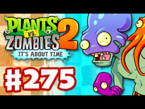 Plants vs. Zombies 2: It's About Time - Gameplay Walkthrough Part 275 - Tiki Torch-er! (iOS)