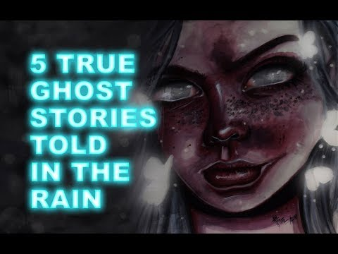 TRUE GHOST STORIES TOLD IN THE RAIN FT MORTIS MEDIA