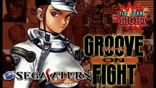 GROOVE ON FIGHT - O Mais Bizarro da Série no Saturn (Tio John Fight) EP.61