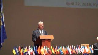 Форум «Уроки Чорнобиля – для ядерної безпеки світу» частина 1