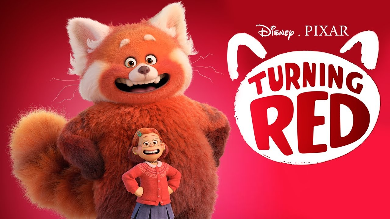 Disney Pixar TURNING RED - First Look (2022) - YouTube
