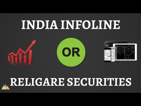 India Infoline (IIFL) Vs Religare Securities - Detailed Comparison of Stock Brokers
