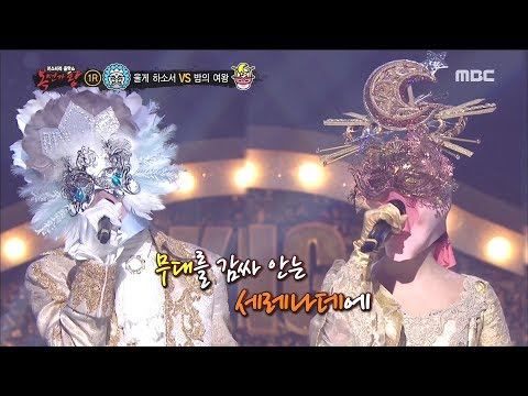 [King of masked singer] 복면가왕 - 'let it be to cry' VS 'queen' - Not Spring,Love, or Cherry Blossoms